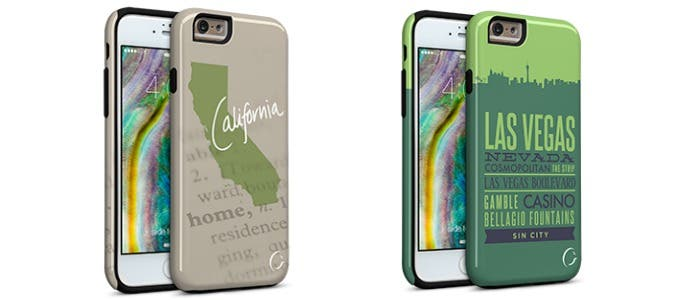 Cellairis Love Your State and Iconic Cities iPhone 6 Case