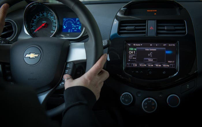 Cars Integrating Siri