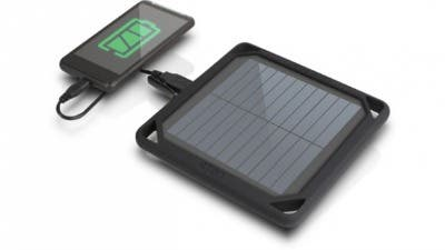 BoostSolar Solar Charger