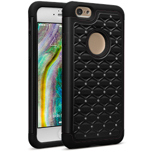 Cellairis Hybrid Ripple iPhone 6 case
