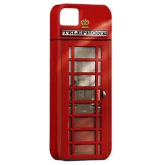 British Call Box Case
