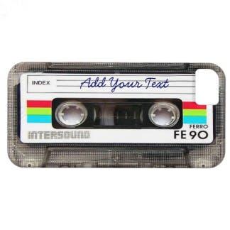 Vintage Tape Case