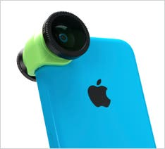 Olloclip for iPhone 5C