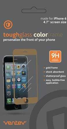 Toughglass Screen Protector for iPhone 6