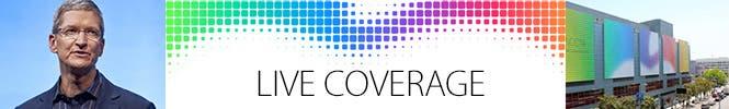 WWDC Live Coverage