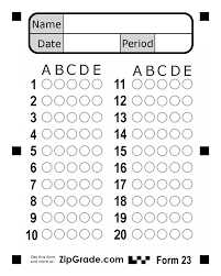 Grading Tests In A Zip With Zipgrade Iphonelife Com