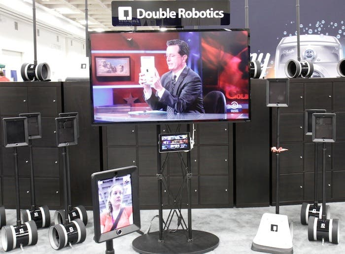 Double Robotics