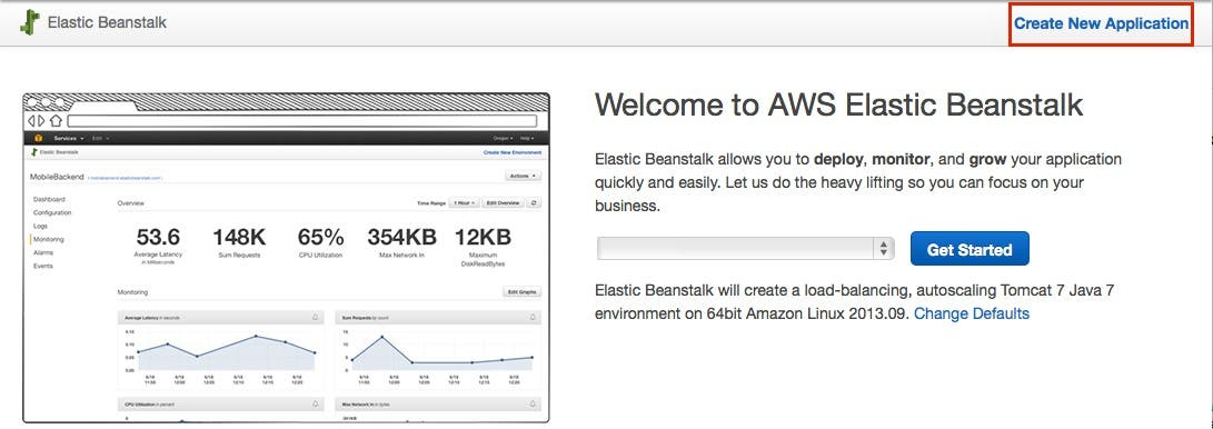 Welcome to Elastic Beanstalk