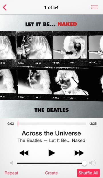 The Music app