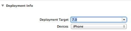 iOS 7 Deployment