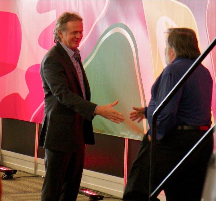 Meeting Steve Wozniak