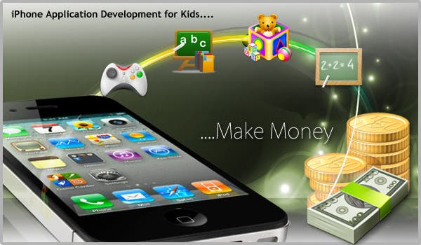 iPhone Application Development for Kids