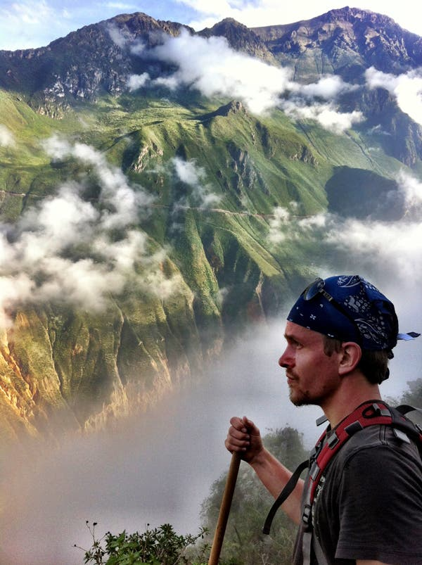 Colca Canyon, Peru by Dan Littauer