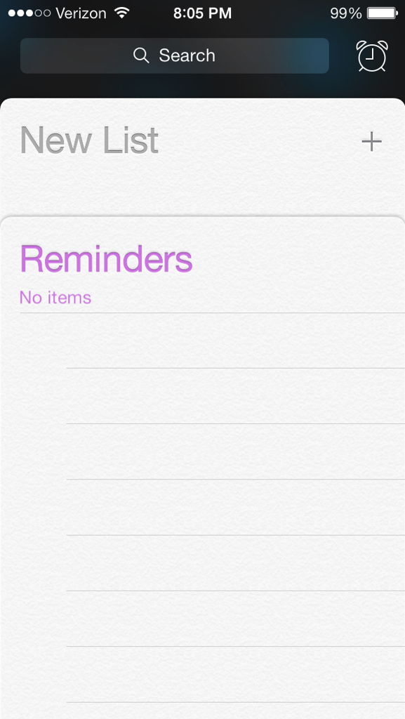 How to Set Reminders