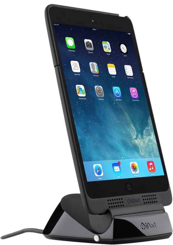 The Iport Charge Case And Stand Brings Wireless Charging