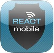 react mobile app icon