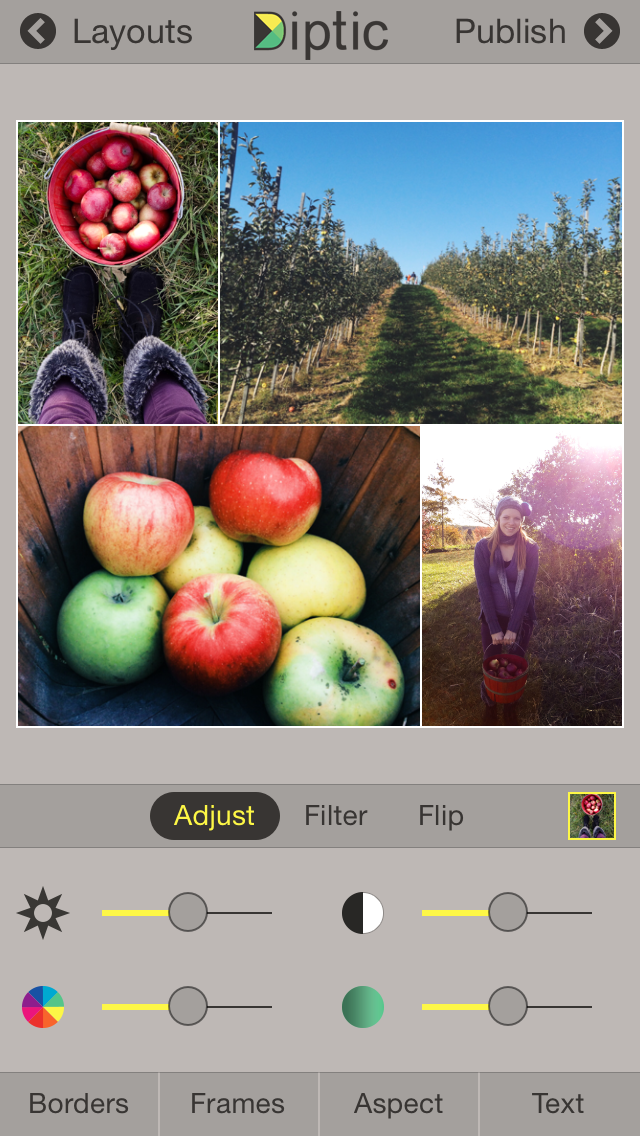 Tip of the Day: How to Create Photo Collages | iPhoneLife com
