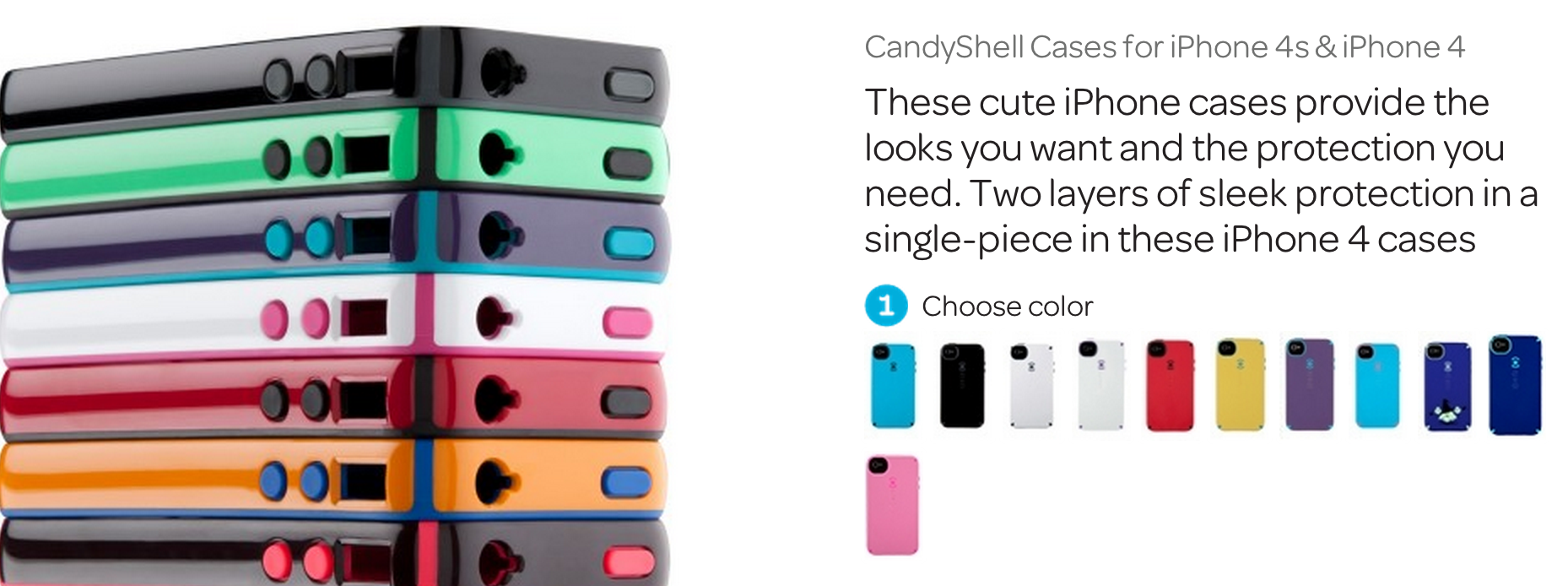 Speck Candy Shell