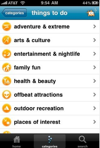 apps for finding things to do