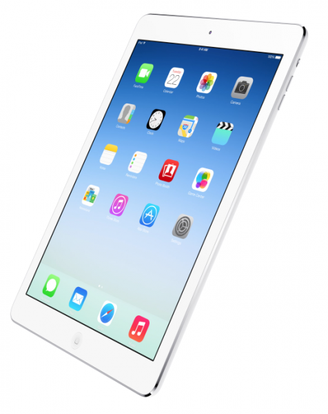 iPad Air takes award for Best Mobile Tablet