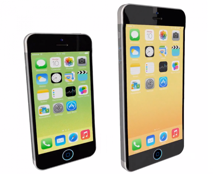 iPhone 6 and iPhone Phablet Rumors