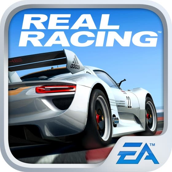 Game Centered_Siva's iOS Game reviews_Real Racing 3