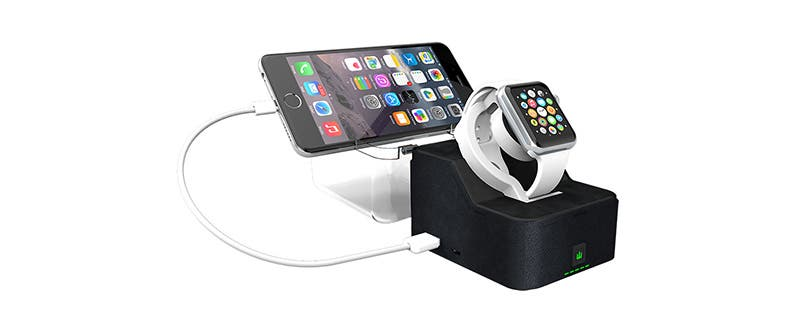 Trident Valet Apple Watch Dock