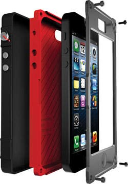 Siva's Reviews: Pelican ProGear Vault for iPhone 5