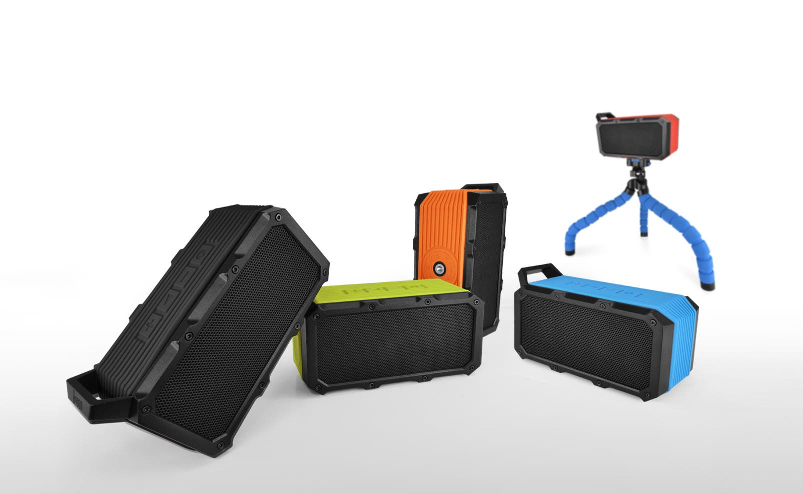 Rugged Gear Roundup: The Latest Abuse-Proof Headphones, Speakers, iPhone Cases