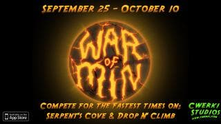Win Fortune & Fame by Competing in the Very First War of Min Competition