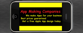 App Making Companies - The brand new iOS development website