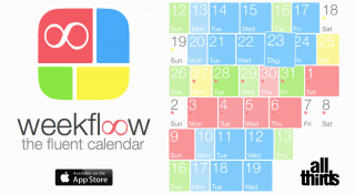 weekflow - the fluent calendar