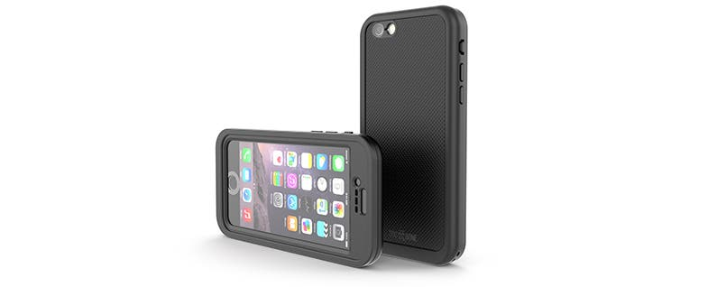 Superior Rugged and Waterproof iPhone Cases for iPhone 6s and 6s Plus