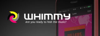 Whimmy - The music app with your emotions in focus
