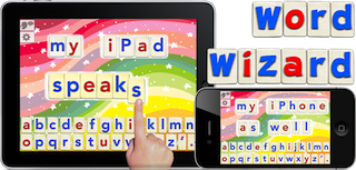 Word Wizard 2.0 for iOS-Talking Spelling App for Kids New and Noteworthy