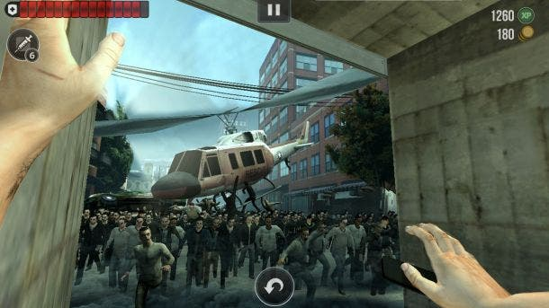 Game Centered: World War Z