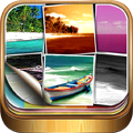 Wrapcam - Free photo art app creates magic on single clicks !